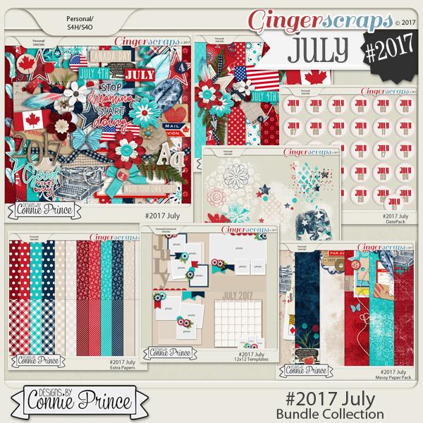 #2017 July - Bundle Collection
