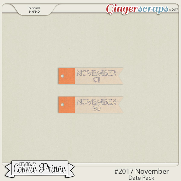 #2017 November - Date Pack