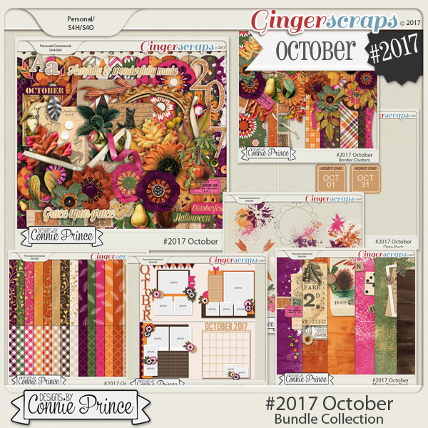 #2017 October - Bundle Collection