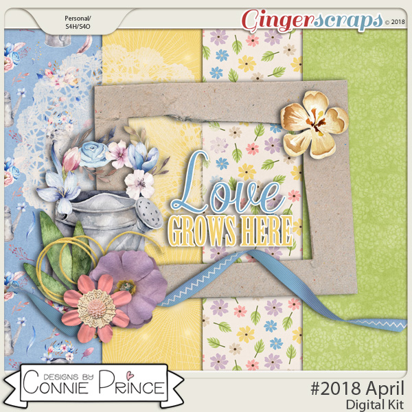 #2018 April - MiniKit by Connie Prince