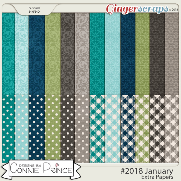 #2018 January - Extra Papers by Connie Prince