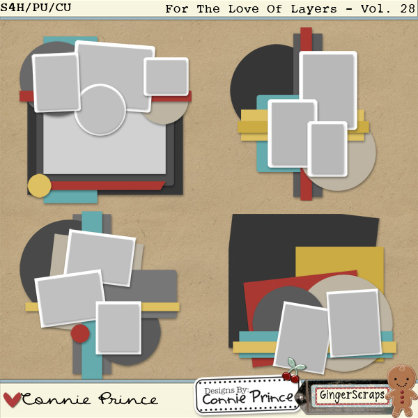 Retiring Soon - For The Love Of Layers - Vol 28 (CU Ok)