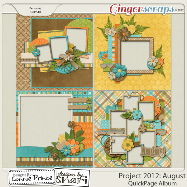 Retiring Soon - Project 2012: August - QuickPages