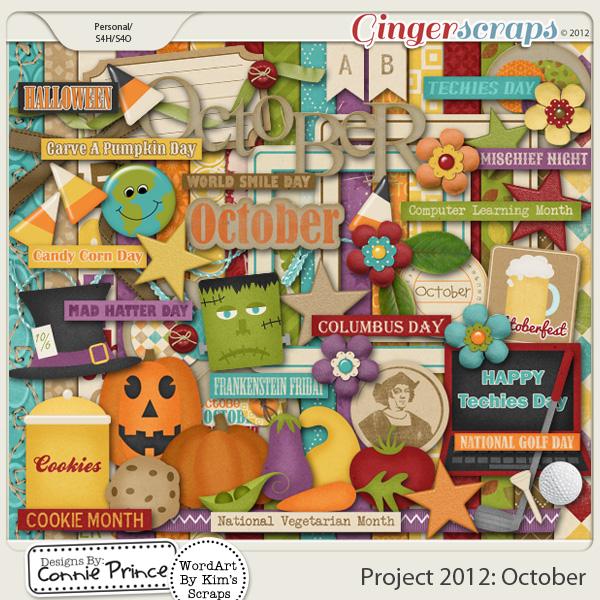 Retiring Soon - Project 2012: October - Kit