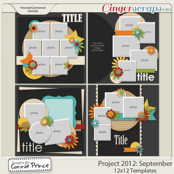 Retiring Soon - Project 2012: September - 12x12 Temps (CU Ok)