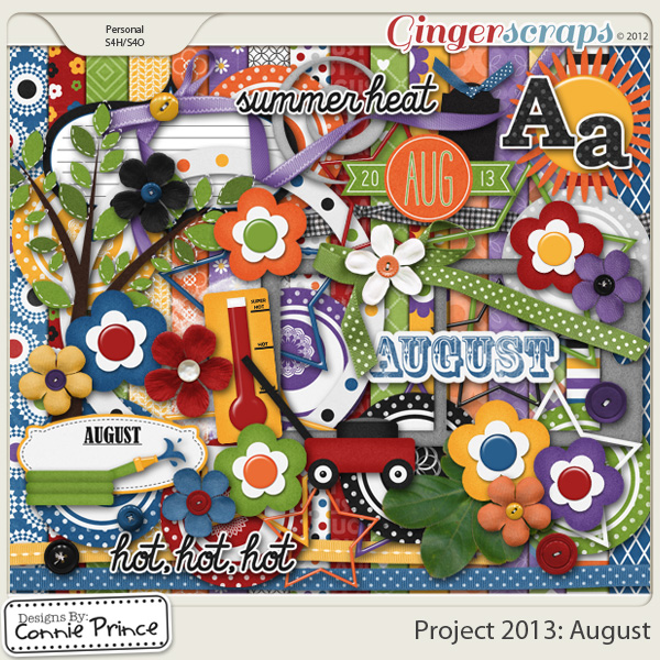 Project 2013: August - Kit