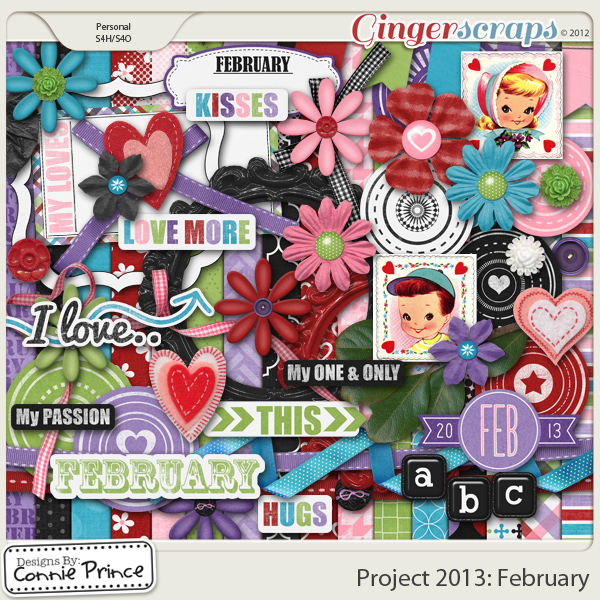 Project 2013: February - Kit