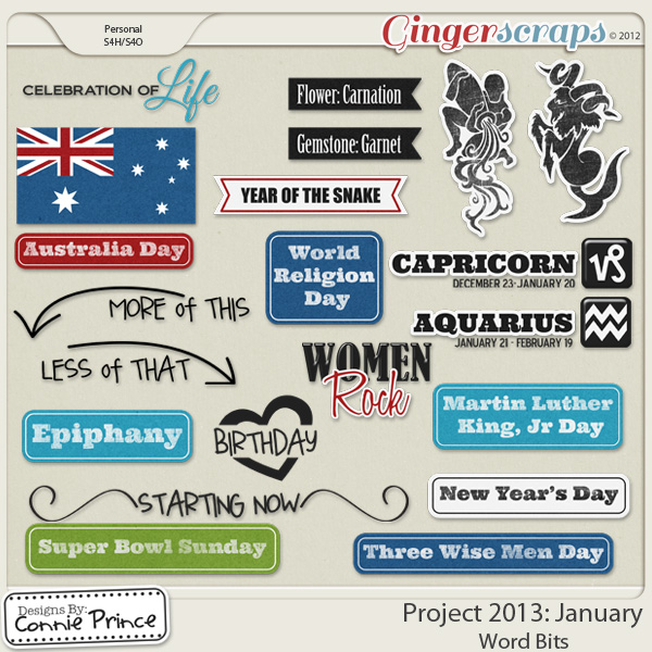 Project 2013: January - WordBits