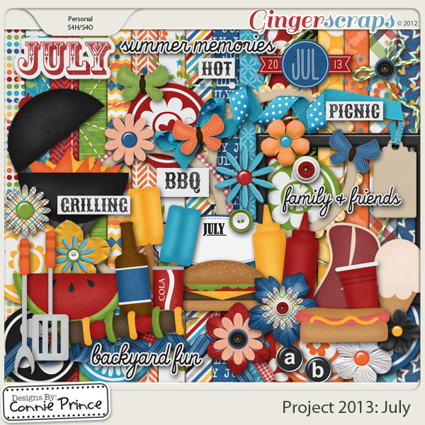 Project 2013: July - Kit