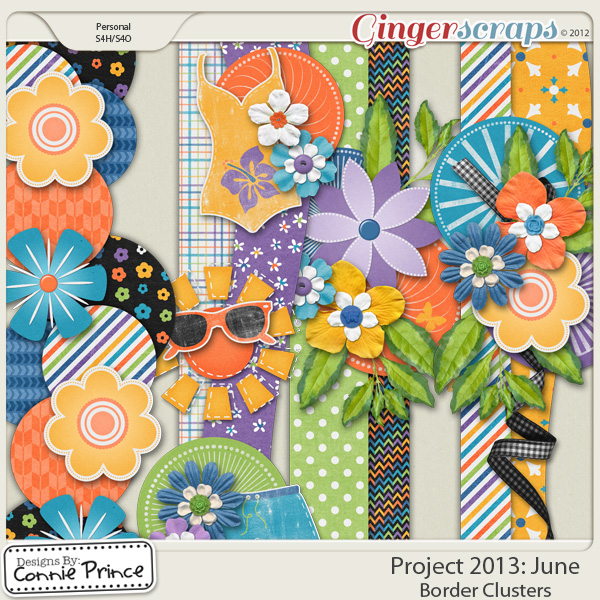 Project 2013: June - Border Clusters