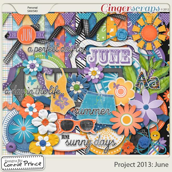 Project 2013: June - Kit