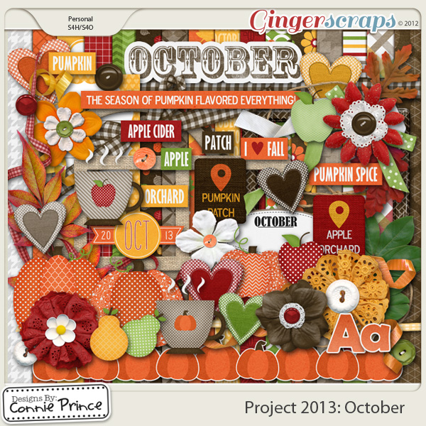 Project 2013:  October - Kit