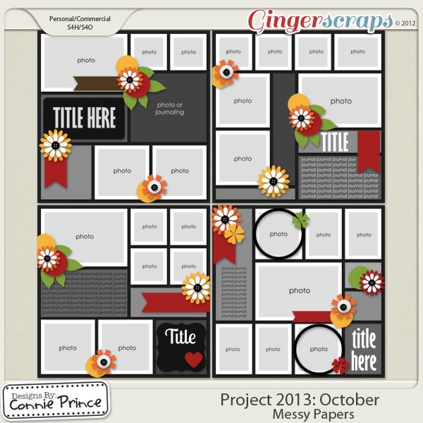 Project 2013:  October - 12x12 Temps (CU Ok)