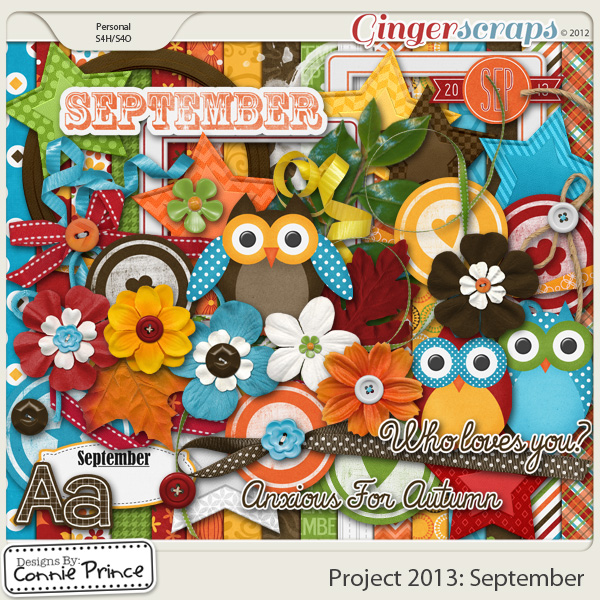 Retiring Soon - Project 2013:  September - Kit