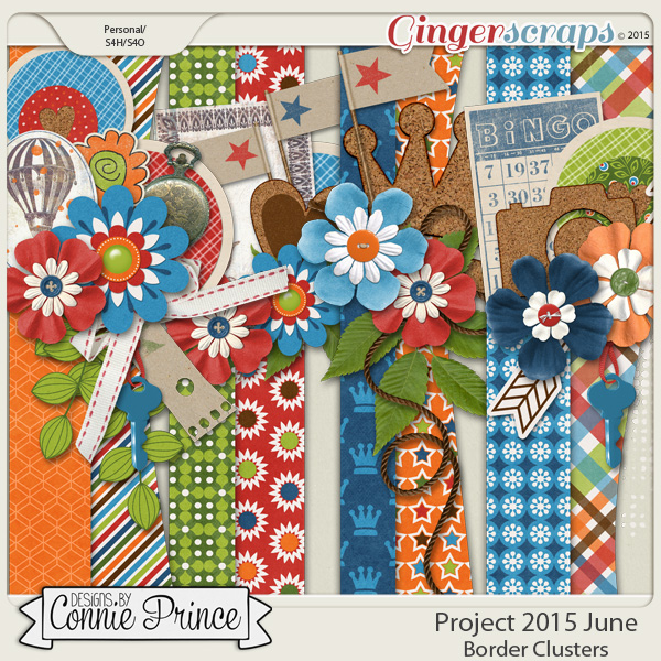 Project 2015 June - Border Clusters