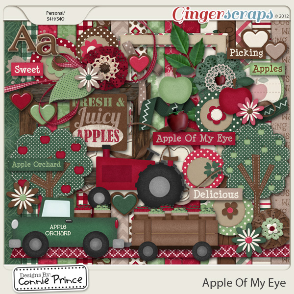 Retiring Soon - Apple Of My Eye - Kit