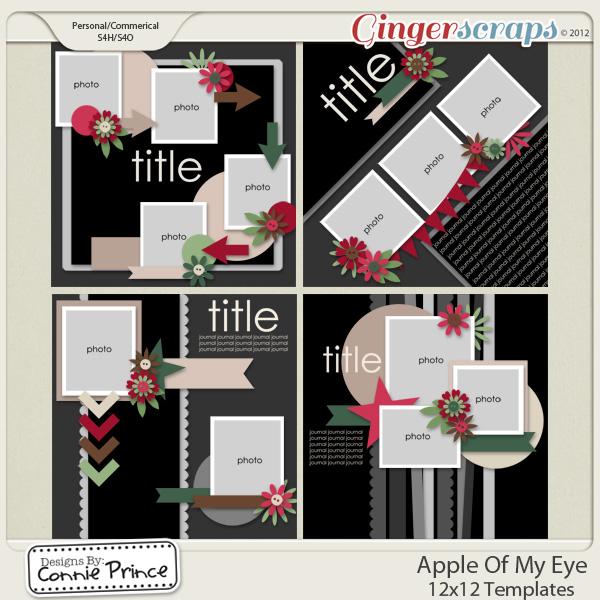Retiring Soon - Apple Of My Eye - 12x12 Temps (CU Ok)