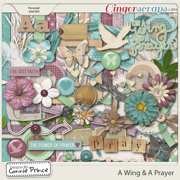 A Wing & A Prayer - Kit
