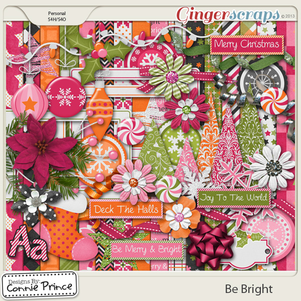 Be Bright - Kit