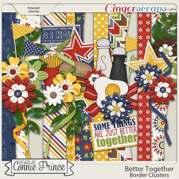 Better Together - Border Clusters