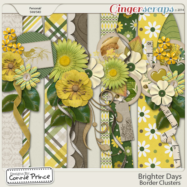 Brighter Days - Border Clusters