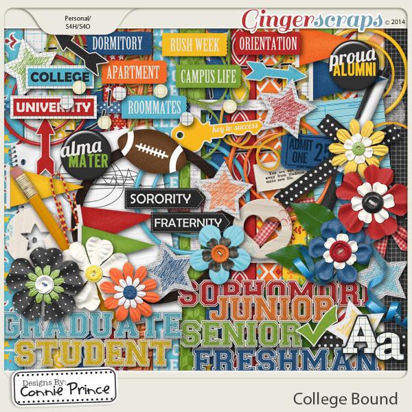 College Bound - Kit