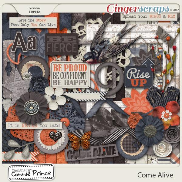 Retiring Soon - Come Alive - Kit