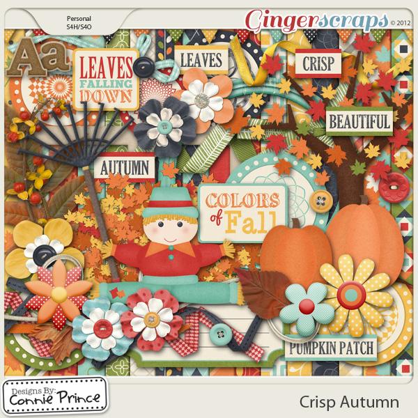 Crisp Autumn - Kit