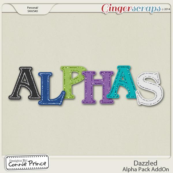 Dazzled - Alpha Pack AddOn