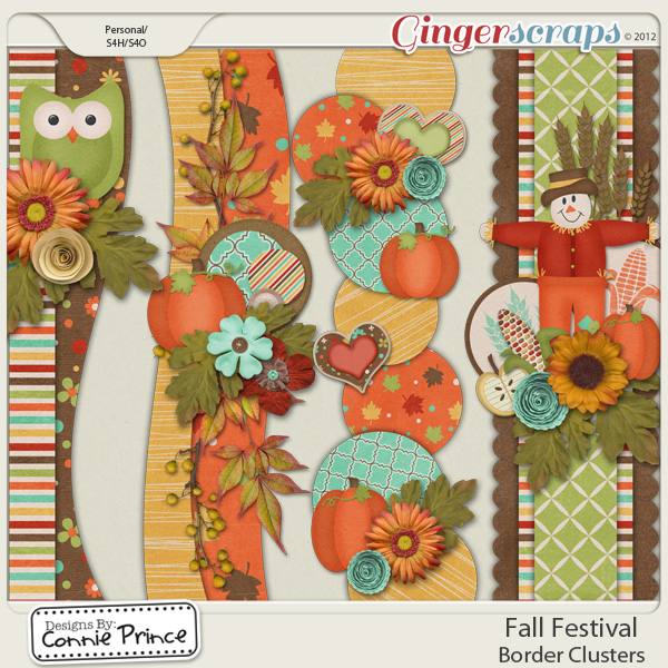Fall Festival - Border Clusters