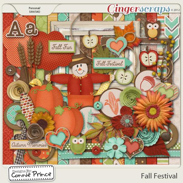 Fall Festival - Kit