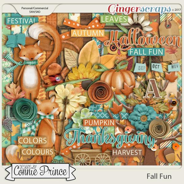 Fall Fun - Kit