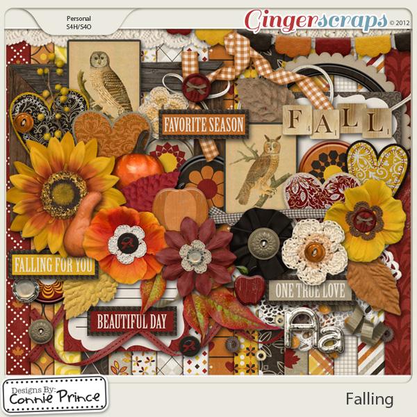 Falling - Kit
