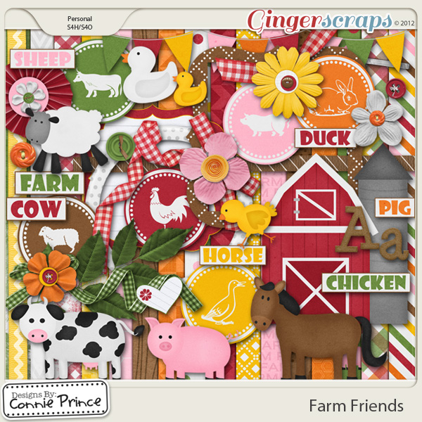 Farm Friends - Kit
