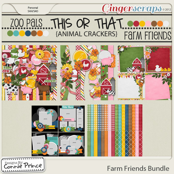 Farm Friends - Bundle