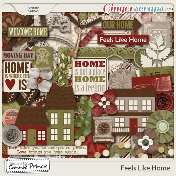 Feels Like Home - Kit