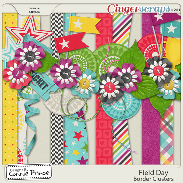 Field Day - Border Clusters