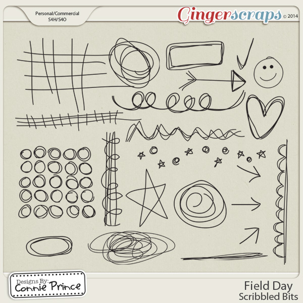 Field Day - Scribbled Bits