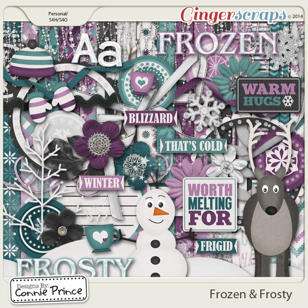 Frozen & Frosty - Kit