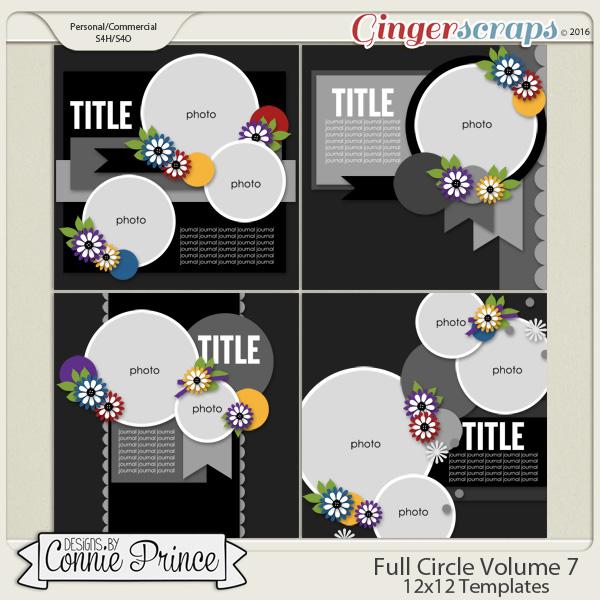 Full Circle Volume 7 - 12x12 Temps (CU Ok)