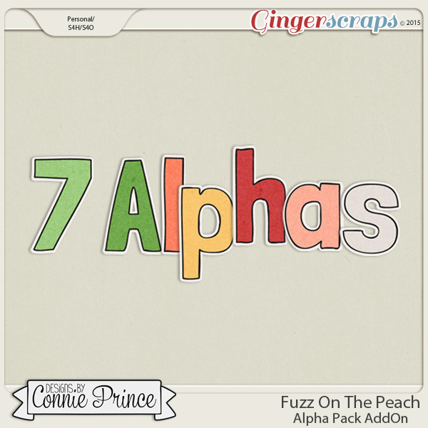 Fuzz On The Peach - Alpha Pack AddOn