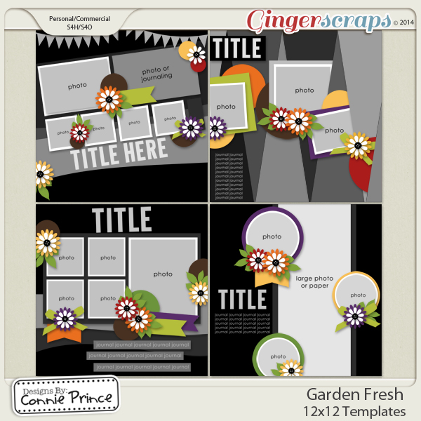Garden Fresh - 12x12 Temps (CU Ok)