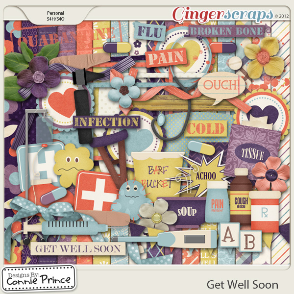 Get Well Soon - Kit