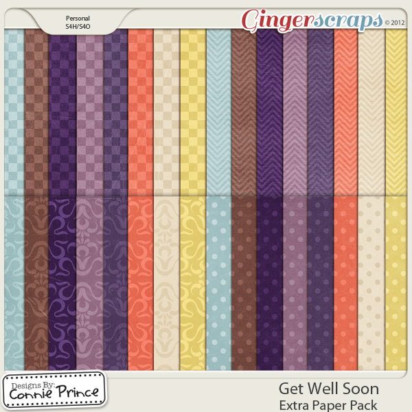Get Well Soon - Extra Papers