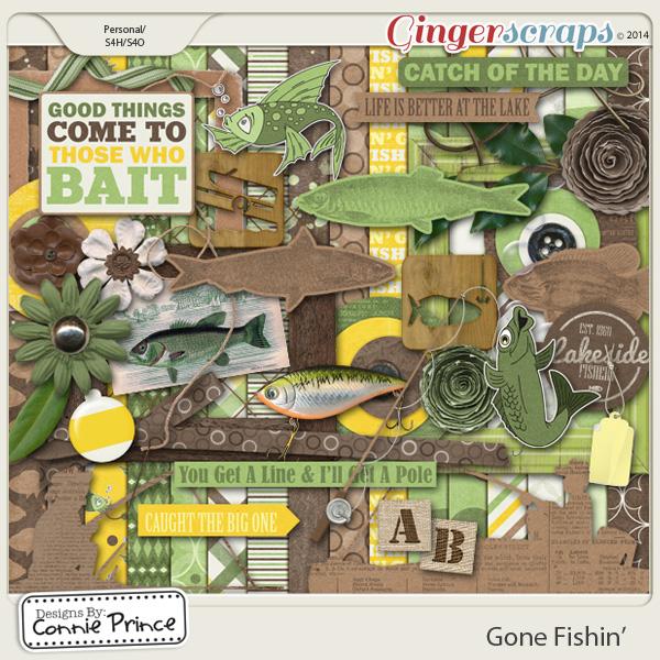 Gone Fishin' - Kit