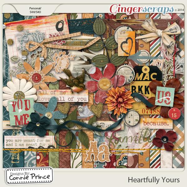 Heartfully Yours - Kit