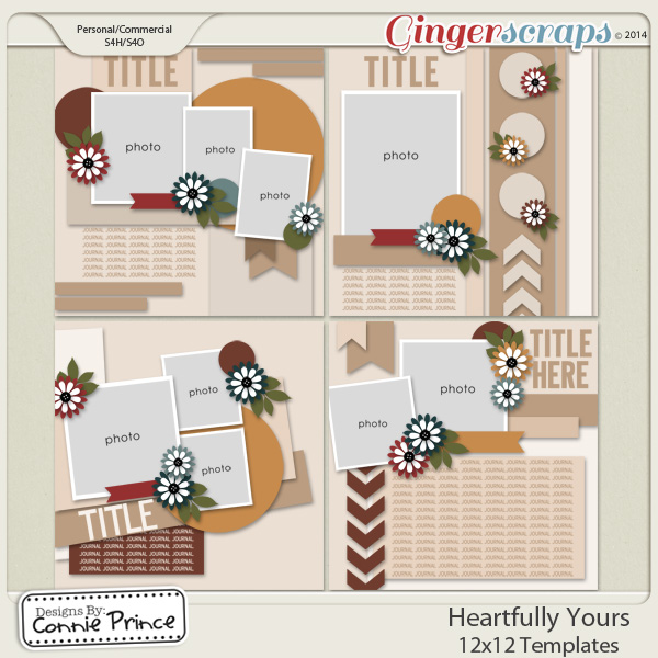 Heartfully Yours - 12x12 Temps (CU Ok)