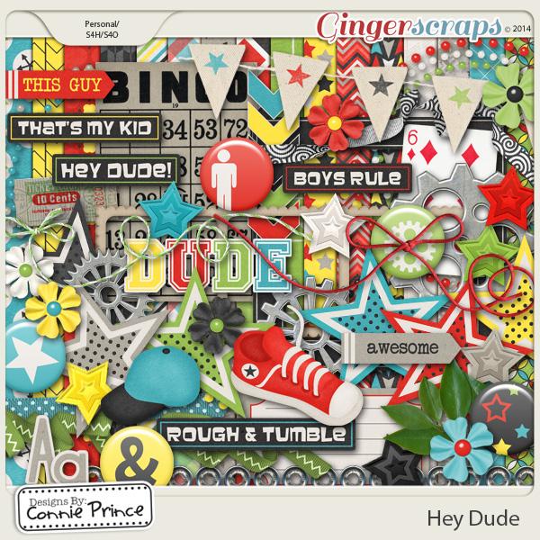 Hey Dude - Kit