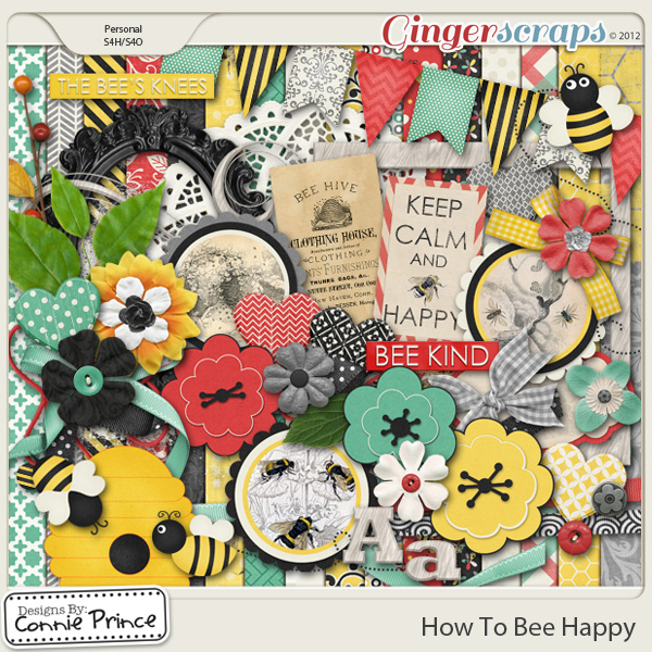 How To Bee Happy - Kit