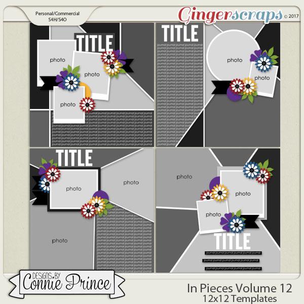 In Pieces Volume 12 - 12x12 Temps (CU Ok)